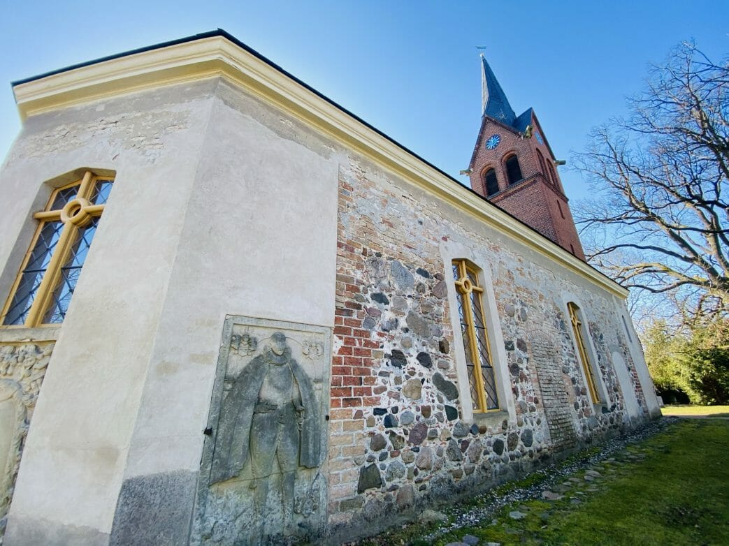 Dorfkirche Lünow Beetzeeheide