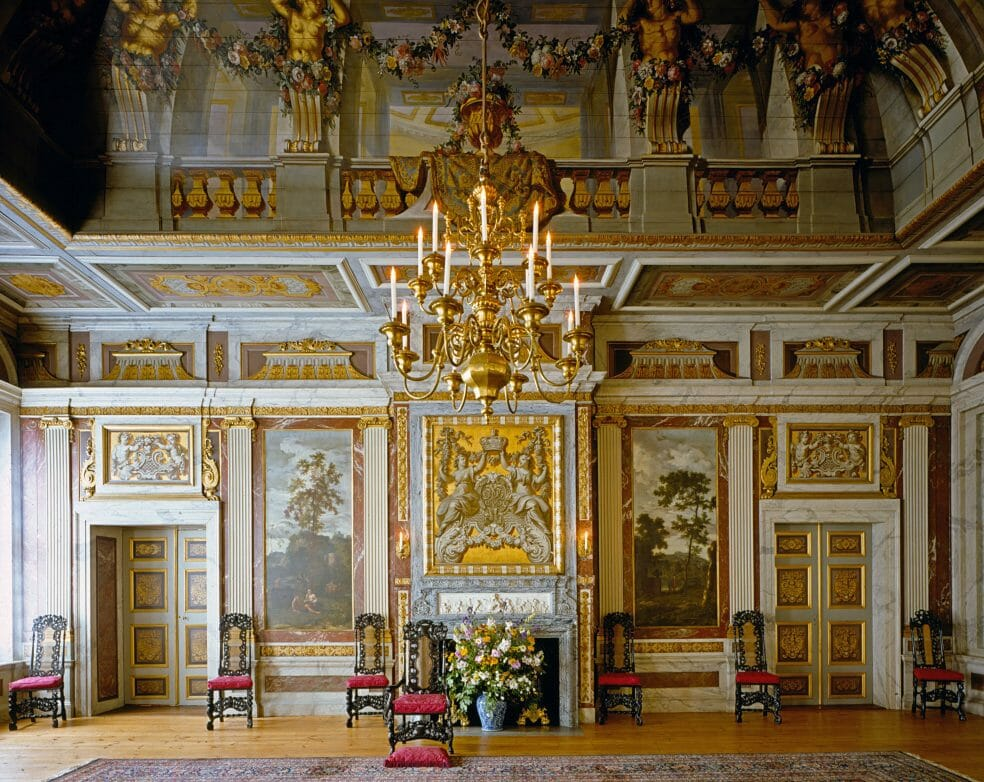 Publikumsraum Paleis Het Loo, Foto Paleis Het Loo