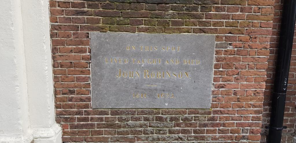 Leiden Niederlande Holland Pilgrim