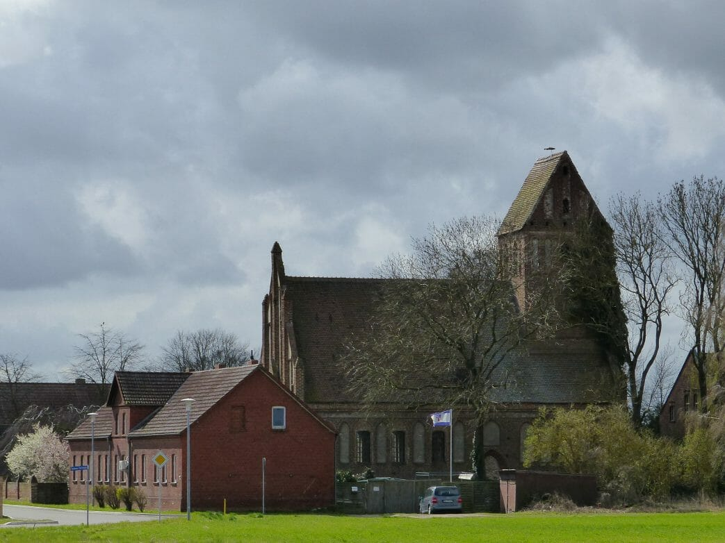 Bukcow Kirche Havelland