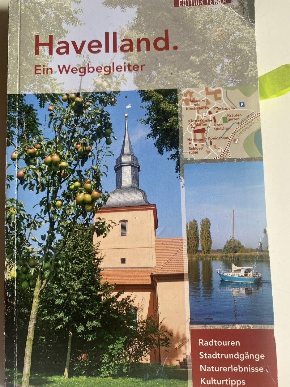 Cover Havelland Wegbegleiter