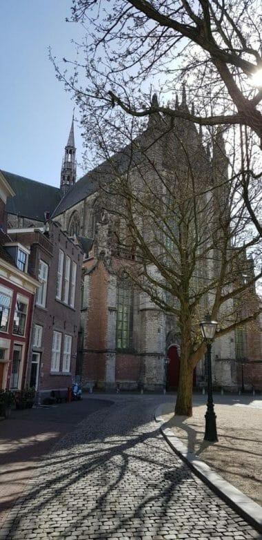 spätgotische Kirche