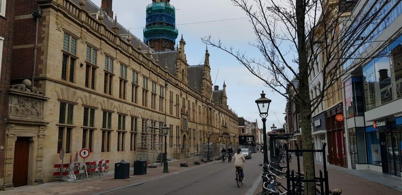 Stadthuis (Rathaus) im Stil der Renaissance erbaut