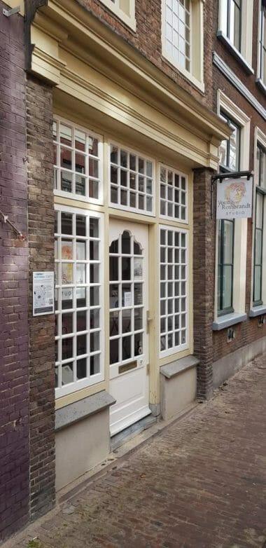 Das junge Rembrandt Studio: Hier lernte Rembrandt die Kunst der Malerei