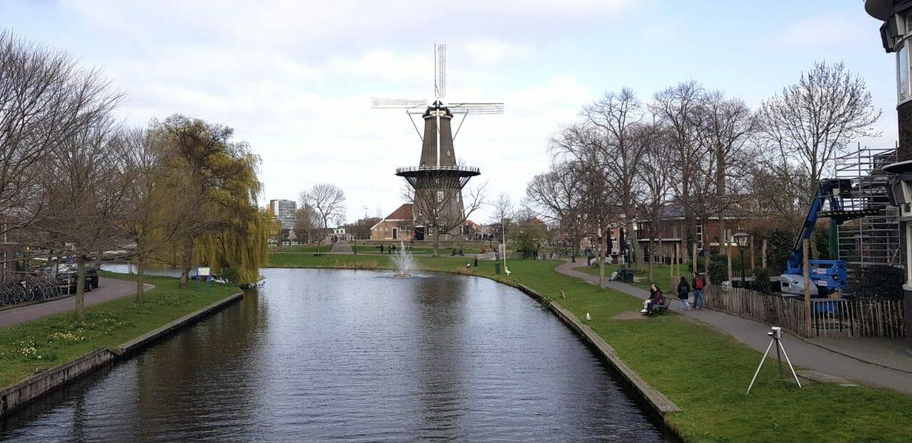 Leiden, Niederlande, Holland