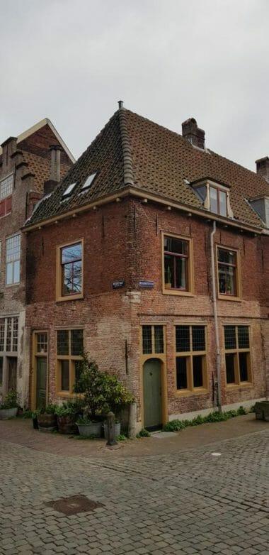 Leiden.Niederlande.Pilgrim.hoch Galerie