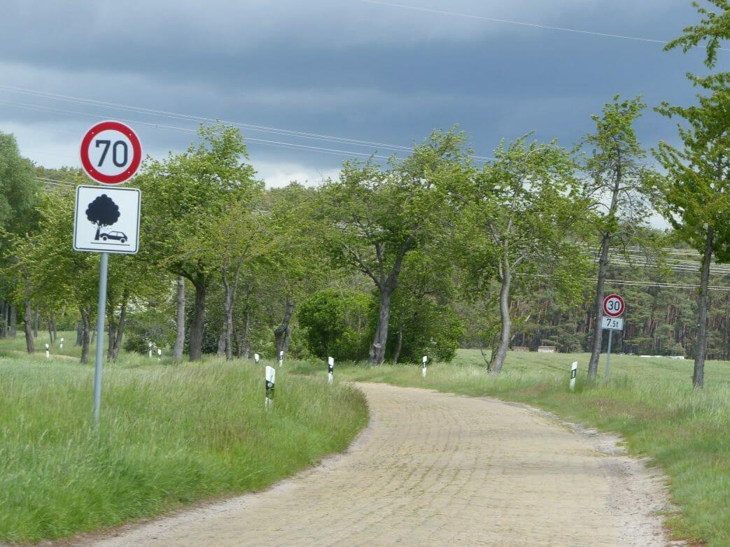 Bagow Havelland Päwesin Ziegelstrasse
