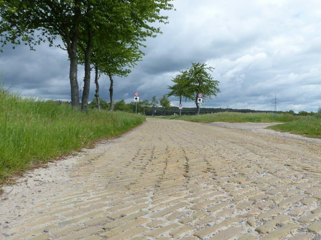 Havelland Klinkerstraße Päwesin Bagow Havelland