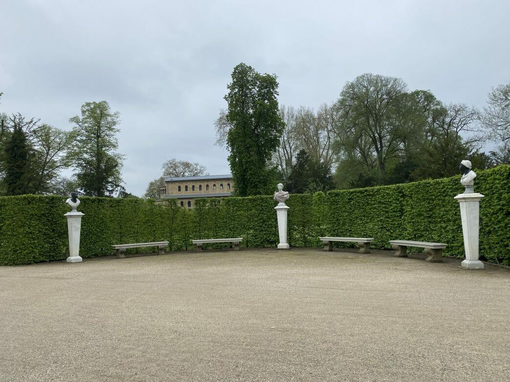 Mohren.Potsdam.Sanssouci