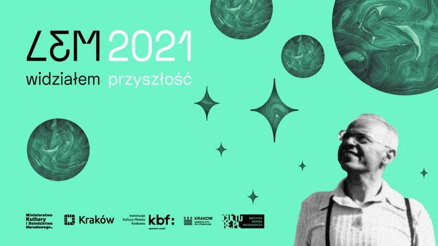 Logo des Lem - Jubiläums 2021, Foto: Stadt Krakow