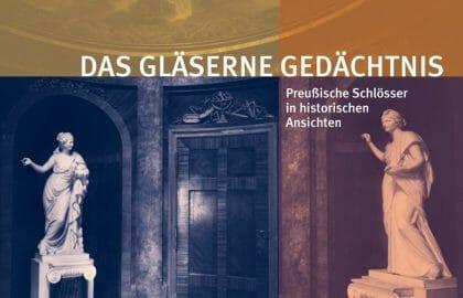 Das Gläserne Gedächntnis Cover