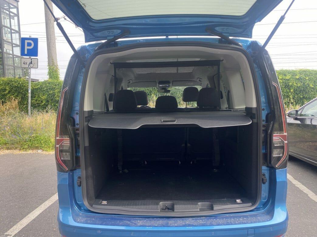 Caddy VW Autotest