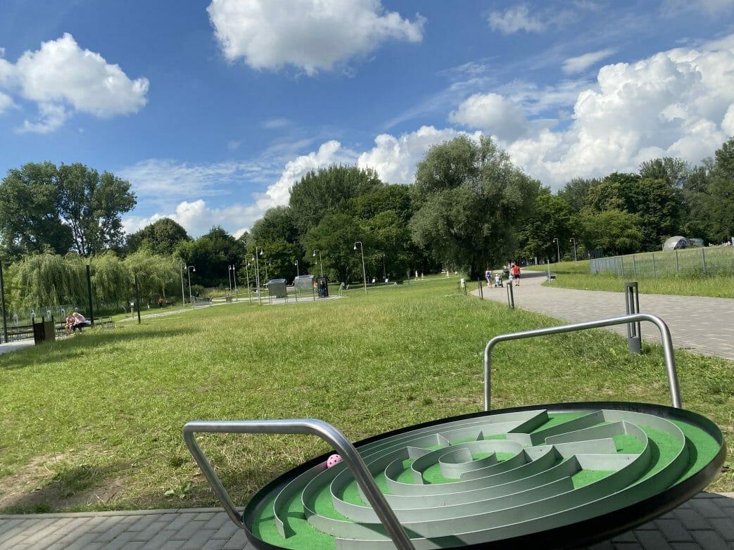 Experimentierpark Krakow Polen