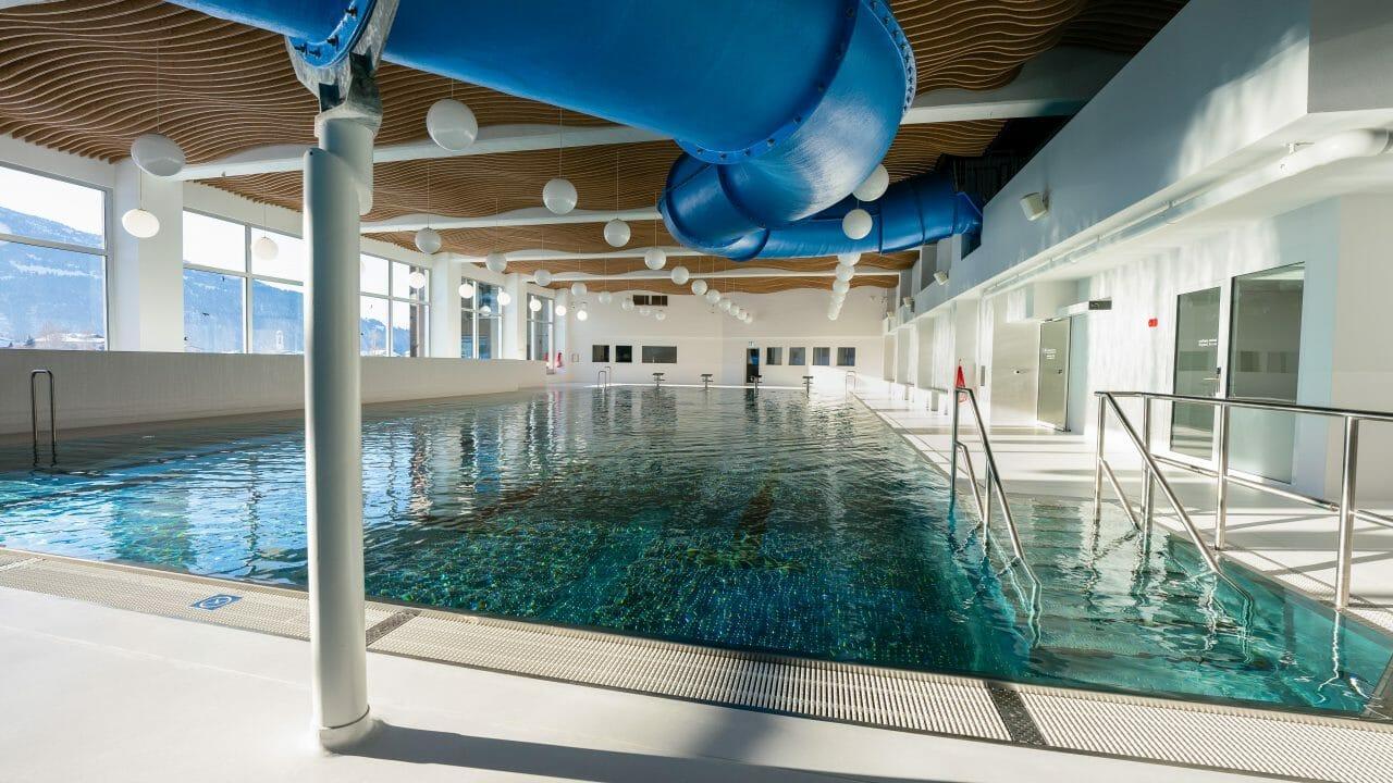 Wellnesshostel_Laax_Hallenbad Schweiz
