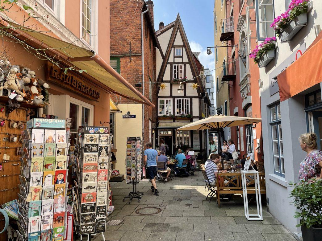 Bremens Puppenstube: der Schnoor