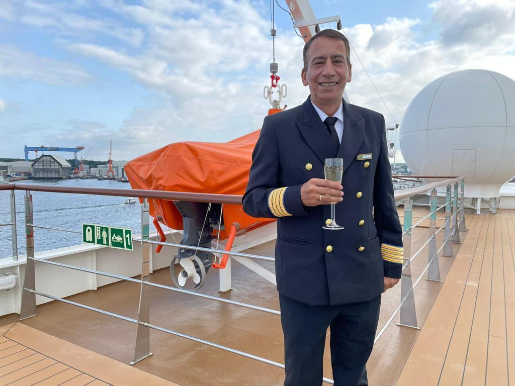 Immer für seine Gäste da: Hotelmanager Osman Ozpolat
