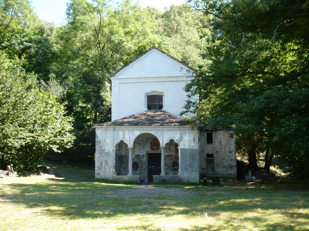 Chiesa del Buon Rimedio@Comune Verbania
