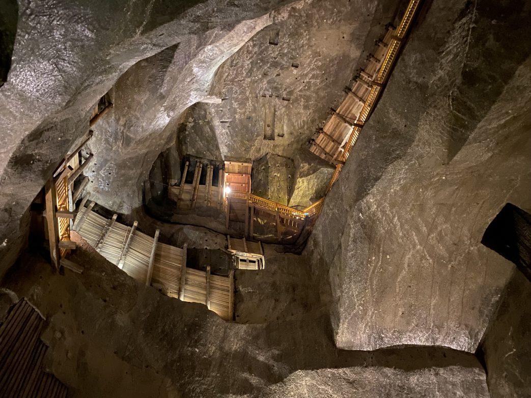 Wielicka Bergwerk Polen