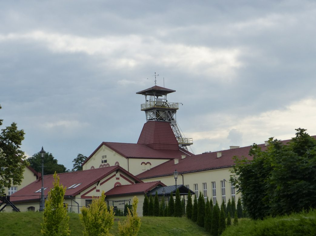 Saline Wielicka Bergwerk